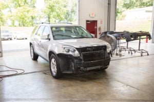 Collision Repair Front-End