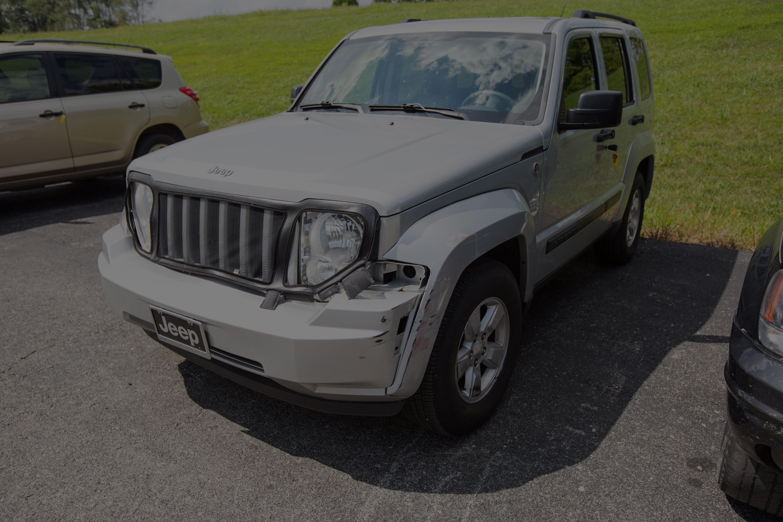 Jeep body repair