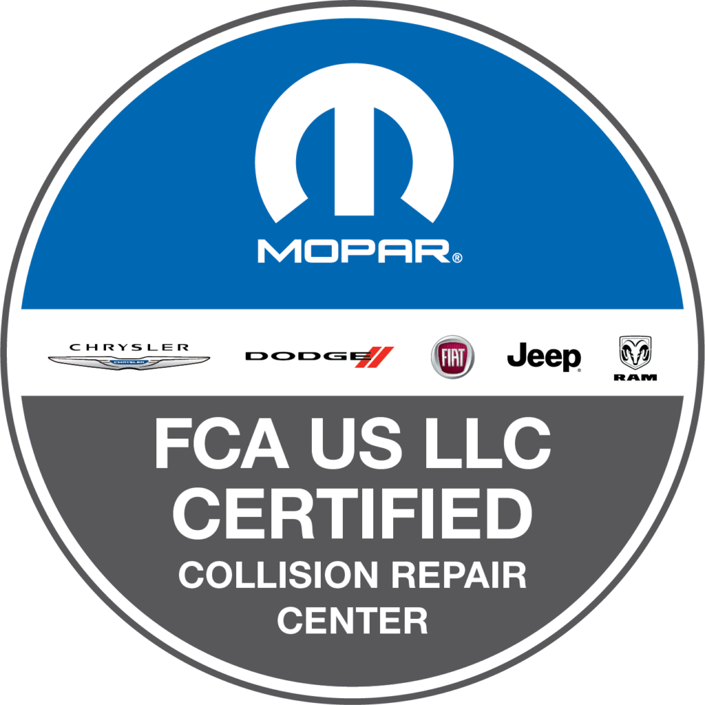 mopar certified large logo